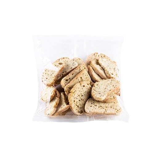 Crostini's Organic Aperitif Biscuits 70gr