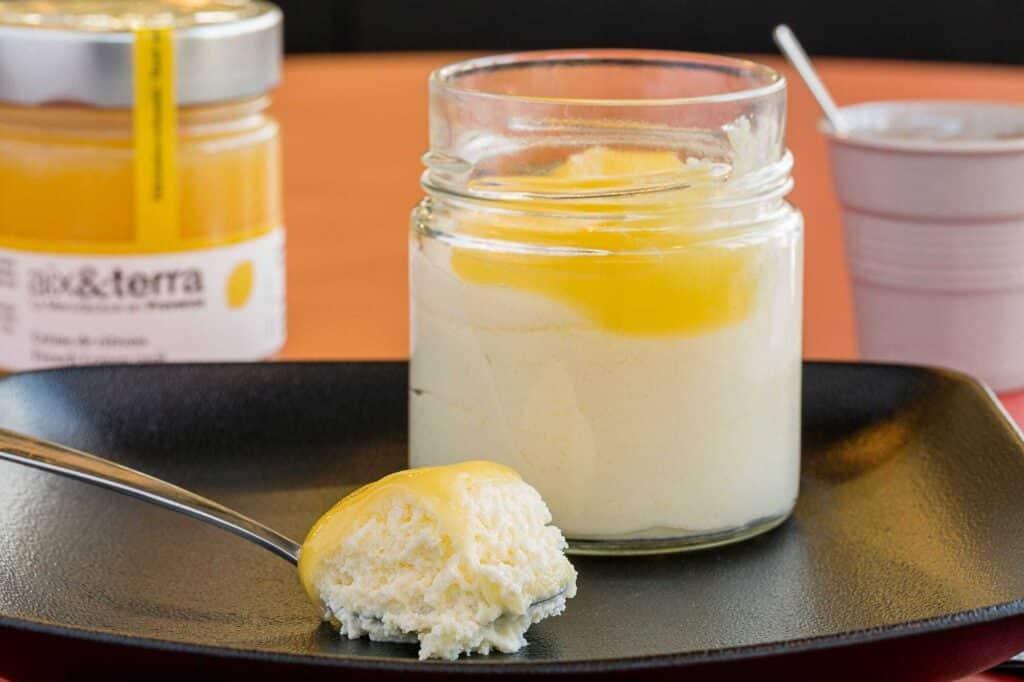 Recipe Lemon Cream Mousse Recipe