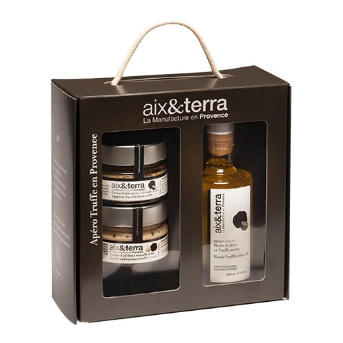 Truffle Aperitif & Olive Oil Duo Gift Set