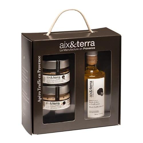 Truffle Aperitif & Truffle Olive Oil Duo Gift Set