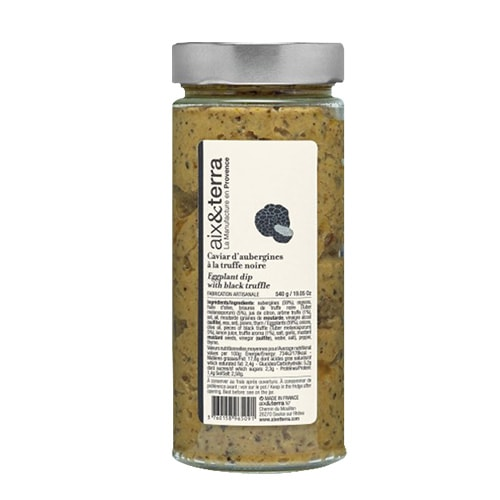 Eggplant Caviar with Black Truffle 540gr