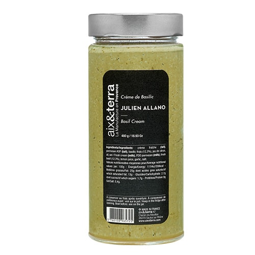 Cream of Basil 480gr