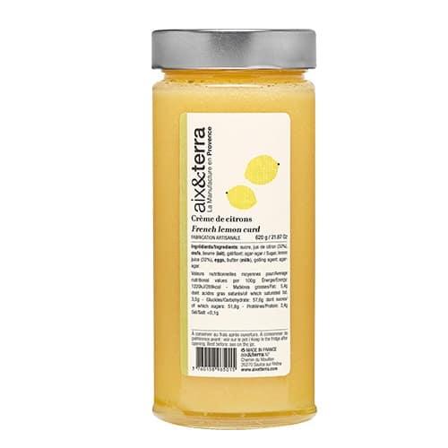 Lemon Cream 620gr