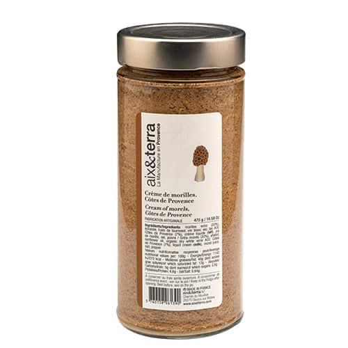 Crème de Morille, Côtes de Provence 470gr