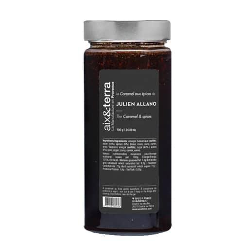 Le caramel aux épices de Julien Allano 700gr