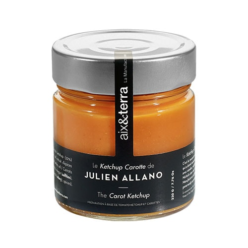 Julien Allano's Carrot Ketchup 220gr