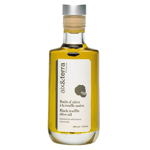 Preparation based on Olive Oil and Black Truffle 200ml