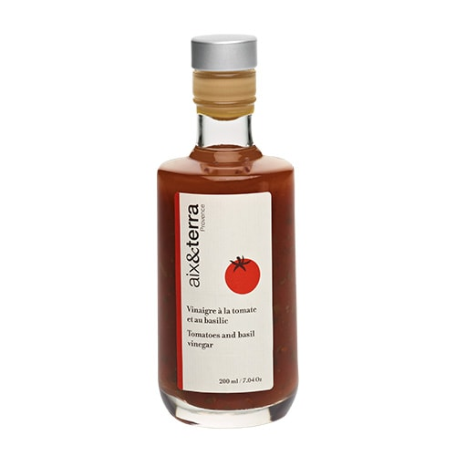 Preparation based on Tomato and Basil Vinegar 200ml
