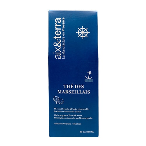 Tea from the Marseillais