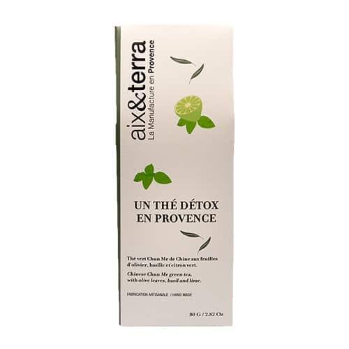 Thé détox en Provence 80gr