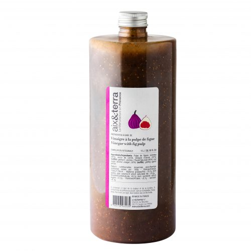 Fig Pulp Vinegar Preparation 1L