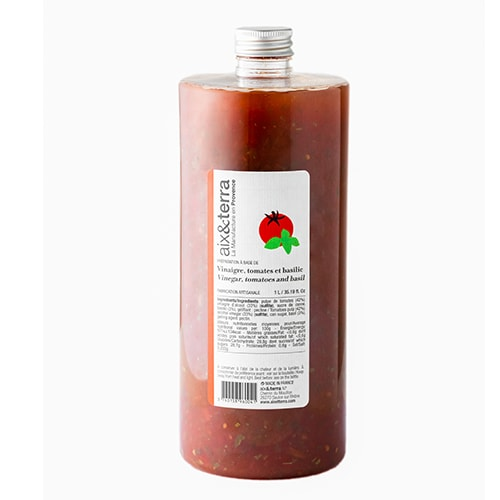 Tomato Basil Vinegar Preparation 1L