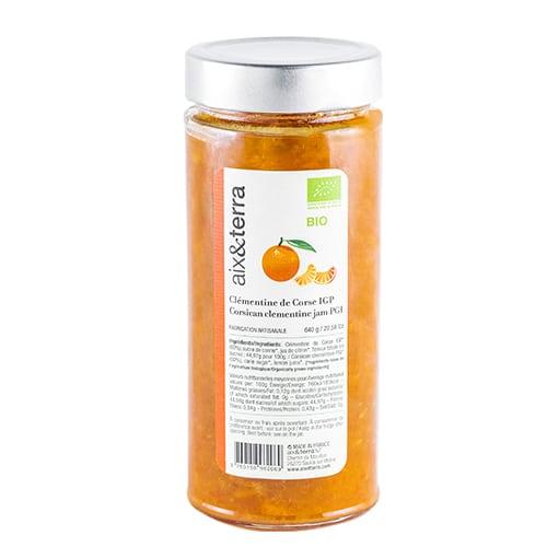 Corsican clementine PGI Organic 640gr
